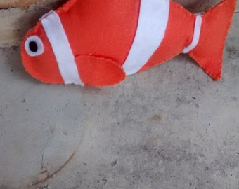 Stuffed Nemo - Nemo Toy