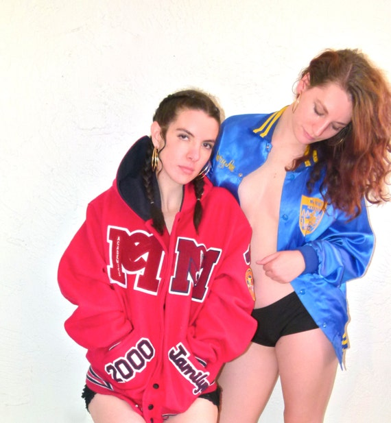 Band (red )Thick Varsity Jacket
