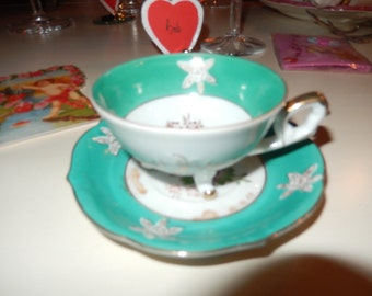 JAPAN TEACUP and SAUCER Set