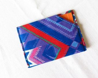 Card holder CB - Format credit card – Super wax geometric patterns