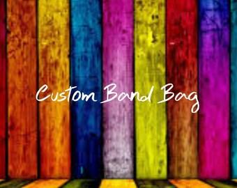 Custom Band Bag