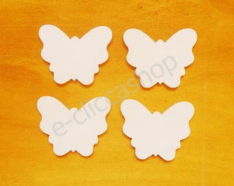 Silhouette butterfly wood for DIY 4 PZ