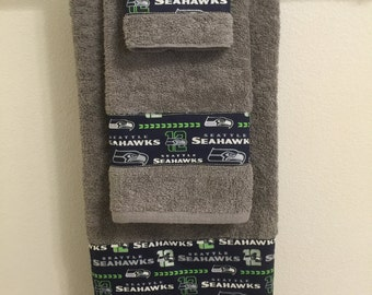 Seahawks Towel Sets