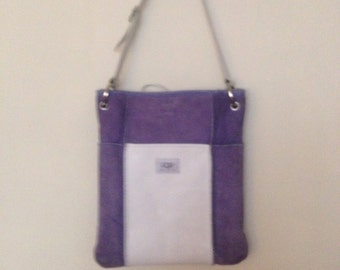 UGG Lavender Shearling Purse