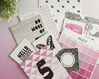 MAY - These are Days Paper Set by Websters Pages