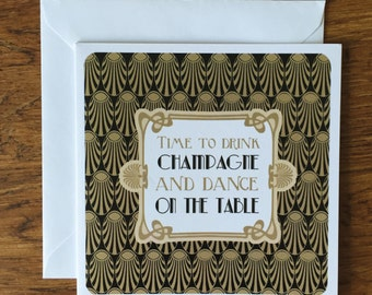 Quote - Greeting Card