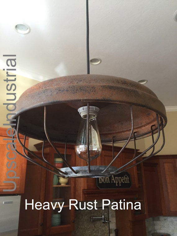 kitchen lights for sale vintage pendant light rustic chicken feeder kitchen 5378