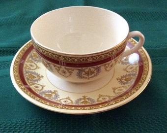 Fondeville Ambassadorware FON 38 - Vintage English Cup & Saucer