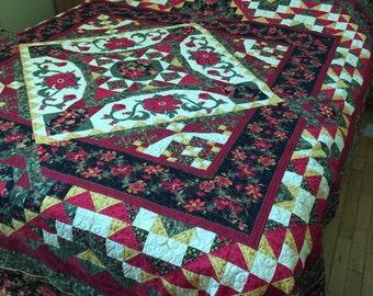 Contessa queen sized quilt