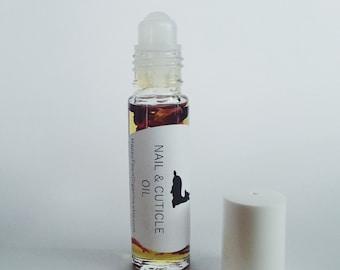 Nail cuticle oil ~ organic nail care