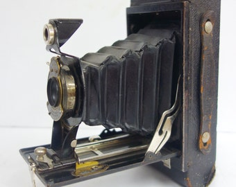 1910s Vintage Eastman Kodak Folding Camera