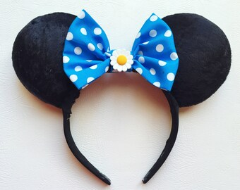 Classic Minnie Mouse Inspired Ears