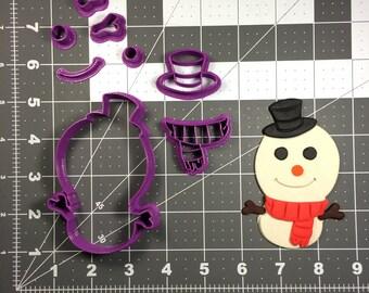 Baby Snowman 100 Cookie Cutter Set
