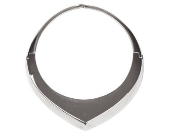 Givenchy Runway Geometric Choker Necklace