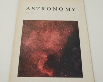 July 1976 Astronomy Magazine
