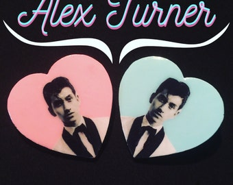Alex Turner Pin