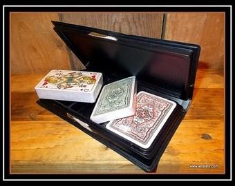 Vintage unused canasta (bridge) game.