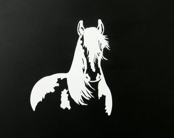 Horse Decal Etsy