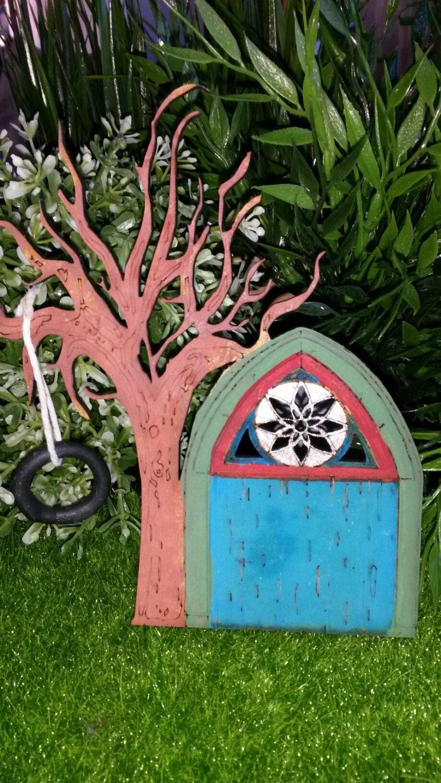 Fairy door fairy garden fairy house fairy accessories for Little fairy door accessories