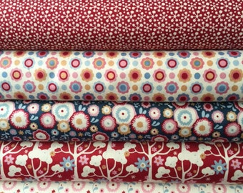 Candy Bloom Limited Collection by Tilda Half Metre Bundle
