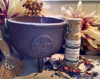 Crown of Success Incense Hoodoo Blowing Powders