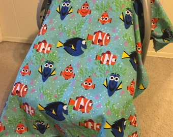 Finding Dory Car Seat Canopy