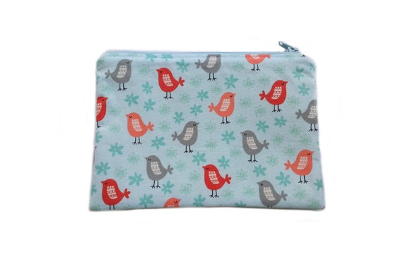 Makeup zipper bag, pencil case, cosmetic bag, cosmetic case, makeup organizer, makeup pouch, bridal bag, bridal shower gift, toiletry bag