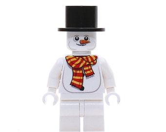 Mr Melty - Custom Minifigure