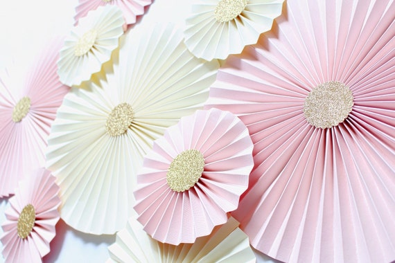 Blush Wedding Decorations