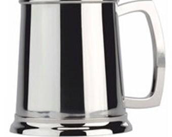 Stainless Steel Half Pint Tankard
