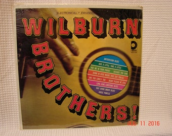 The Wilburn Brothers The Wilburn Brothers SDLP-639 Self Titled New Factory Sealed