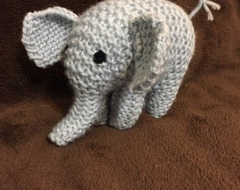 Light Blue Elephant/soft toy/stuff animal