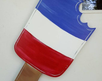 Summer Popsicle door hang in a variety of colors