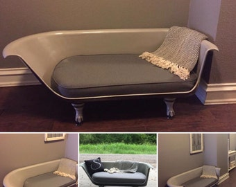 Claw Foot Bath Tub Sofa