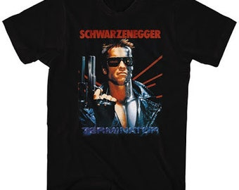The Terminator Schwarzenegger SHIRT