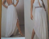 Sewing pattern Vogue 1047 dress  size 6 to 12