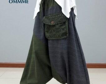 OMMME harem pants  (EL-3G)
