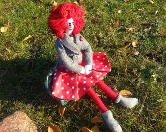 Doll - cloth doll