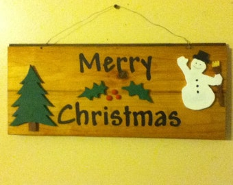 Hand Crafted Christmas Decoration