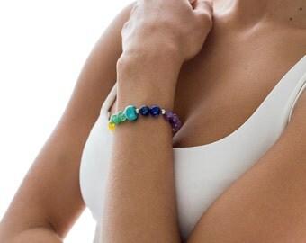 Chakras bracelet