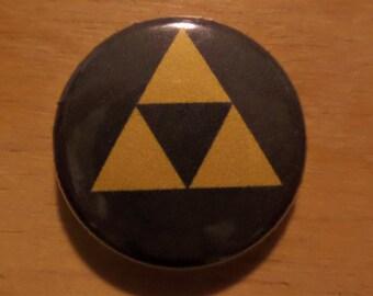 Triforce button