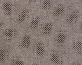 1/2 yd Black Tie Affair Mini Polka Dot by BasicGrey for Moda Fabrics 30427 14 Grey