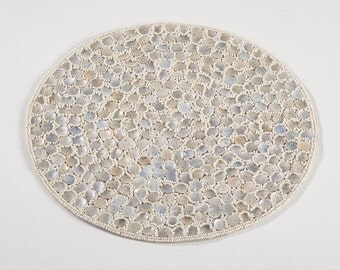 Crystal Placemats Etsy
