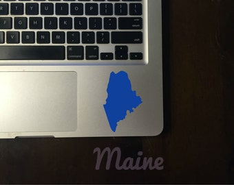 Maine State Decal