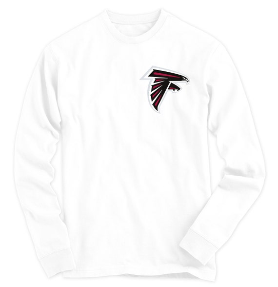 Embroidered atlanta falcons team spirit by lexdesignstudio
