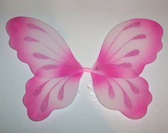 Pink fairy wings - Fairy princess costume ideas - Girls fairy costume wings - Pixie wings fairy outfits - Sugar plum fairy costume for girls