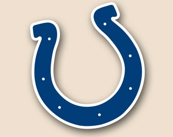 Colts decal – Etsy