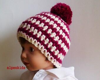 Hat winter Hat KU 42-44 cm
