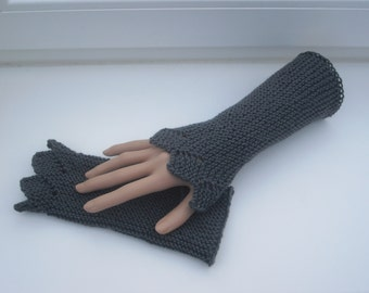 Arm warmers - gloves - hand warmers - hand warmers - wristwarmers & wristbands - handicraft - fingerless gloves