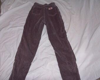 Vintage 1980s Levi's Sticky Fingers 28 X 32 Jeans Pants